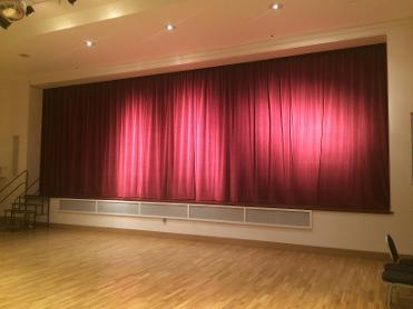 Velvet Velour ACOUSTIC CURTAIN