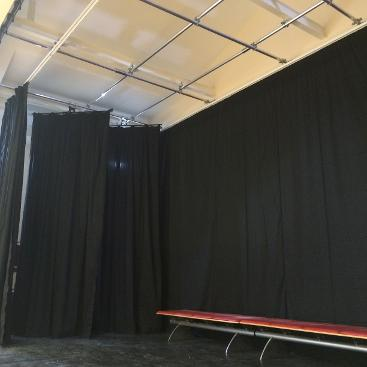 stage grid built by abacus stagetech